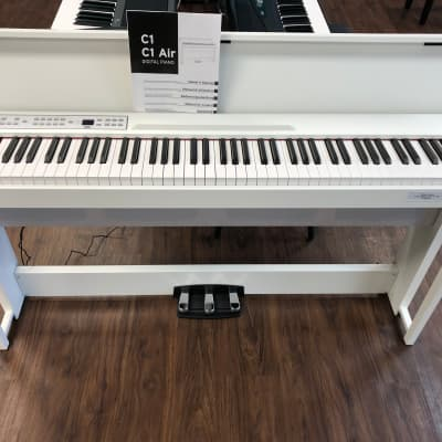 Korg C1 Air Digital Piano with Bluetooth (White or Black)