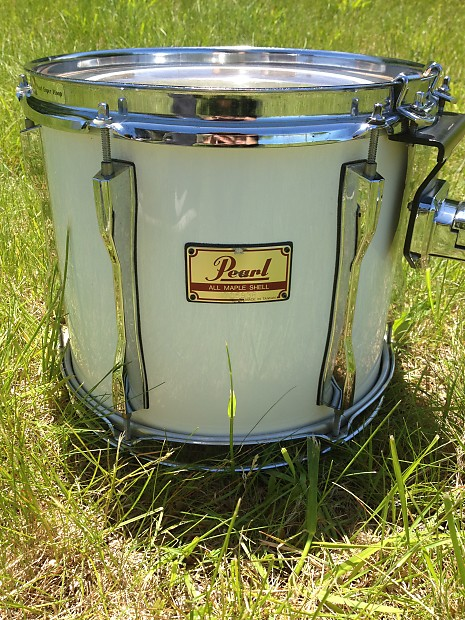 Pearl MLX All Maple 12 Virgin W Mount And Case