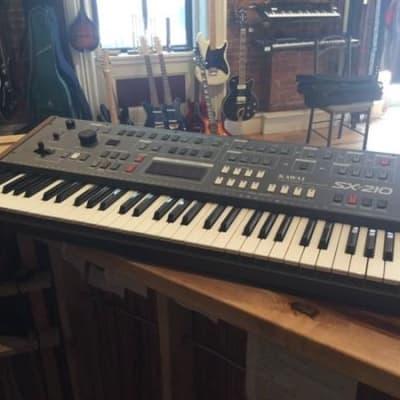 Kawai SX-210 Polyphonic Synth