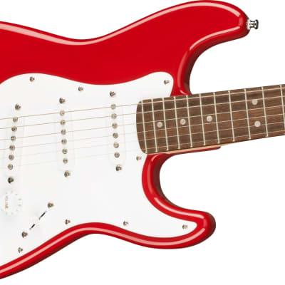 Fender Squier Mini Stratocaster®, Laurel Fingerboard, Dakota Red