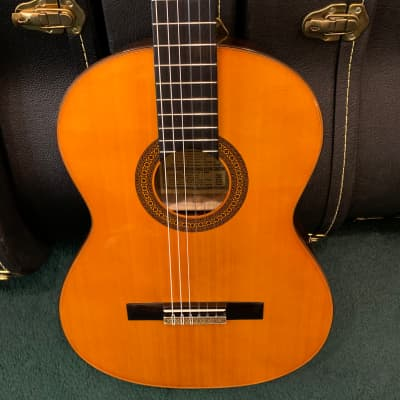 Garcia  No. 3 Classical Guitar with case 1974 Natural Gloss for sale