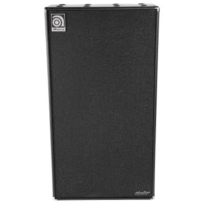 "Ampeg SVT-810E Heritage Series 800-Watt 8x10"" Bass Speaker Cabinet"