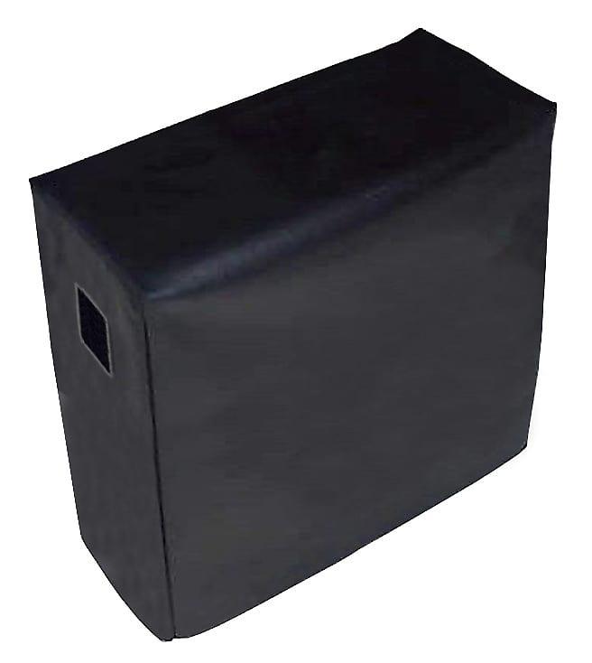 black vinyl amp cover for fender g dec combo amp guitar reverb. Black Bedroom Furniture Sets. Home Design Ideas