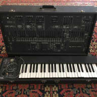 1970s ARP 2600 vintage analog synthesizer w/ 3620 keyboard