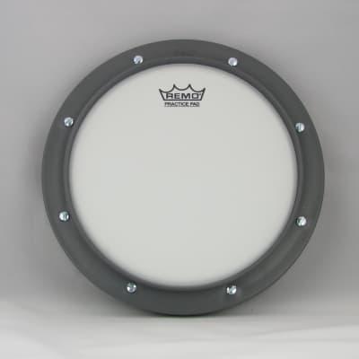 Remo 8 Grey Tunable Drum Practice Pad