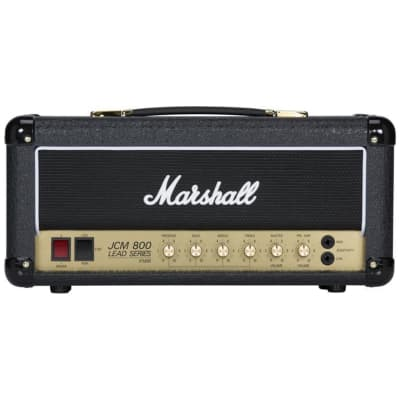 "MarshallStudio Classic SC20H ""JCM 800 Lead Series"" 20-Watt Guitar Amp Head"