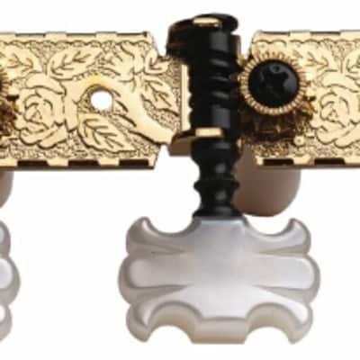 Ping P2624 Gold Lyra Plate Classic Guitar Tuning Machines