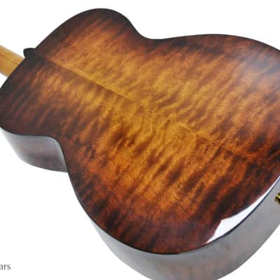 Ruben Guitars  The Distinction  Quilted Mahogany 2018 Gloss Finish for sale