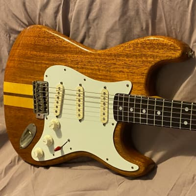 Fresher  FS-482 Neck-Through Stratocaster c.1980 Natural for sale