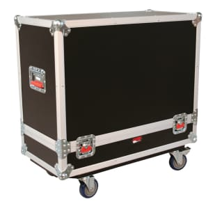 Gator G-TOUR-AMP112 Rolling ATA 1x12 Combo Amp Road Case w/ Casters