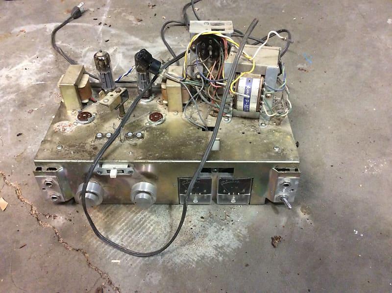 Fantastic Akai 1710 Stereo Tube Amp Reverb Wiring Digital Resources Millslowmaporg