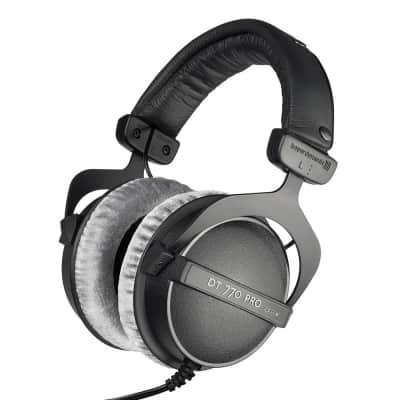 Beyerdynamic DT770 Pro Headphones 80 Ohm Version