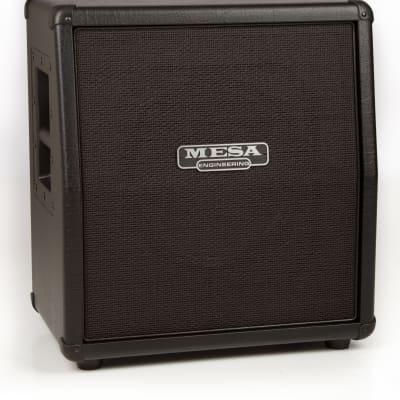 Mesa-Boogie 1x12 Mini Recto Wide Slant Speaker Cabinet, Black Vinyl / Black Grille for sale