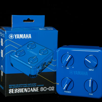 Yamaha SC-02 Session Cake Mixing Headphone Amplifier