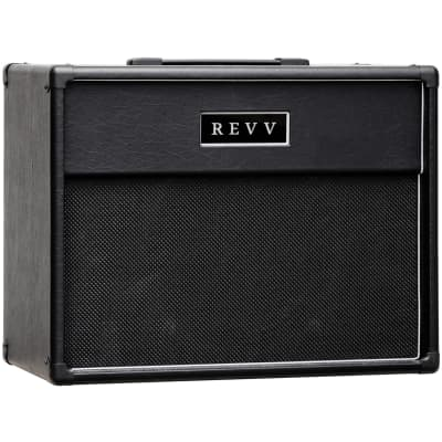 Revv RVC112 90W 1x12-inch Speaker Cabinet with LED Logo for sale