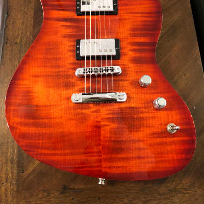 Fender Select Carved Maple Top Jazzmaster HH 2013 for sale