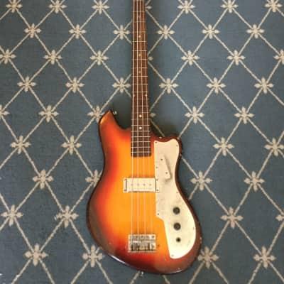 Conrad Bass 1960's Sunburst for sale