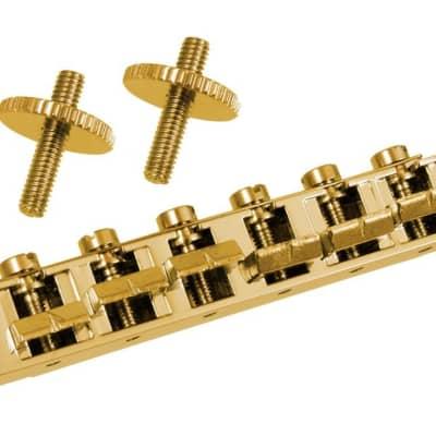 Gold Economy Tunematic Guitar Bridge