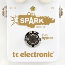 Tc Electronic Spark Booster Toneprint Enabled