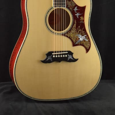 Gibson Acoustic Custom Shop Doves In Flight Natural for sale