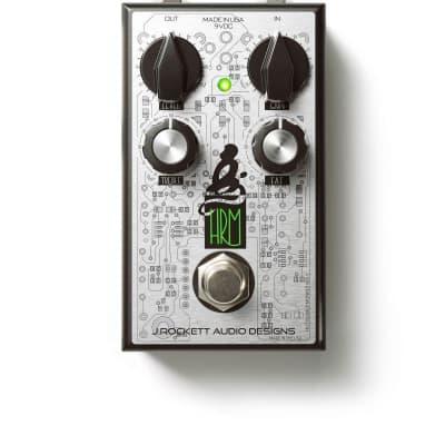 J Rockett Audio Designs Hot Rubber Monkey Overdrive Guitar Effect Pedal for sale
