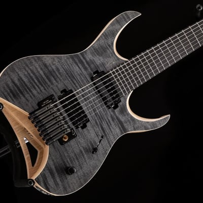 NEW Mayones Hydra Elite Pro 7 in Trans Graphite! for sale