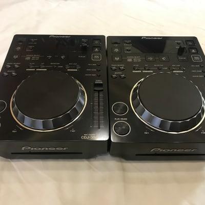 Pioneer CDJ 350 Black Pair