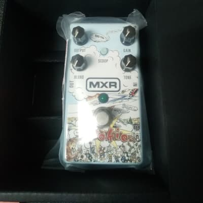 MXR DD25 Green Day Dookie Drive Overdrive Pedal UNOPENED