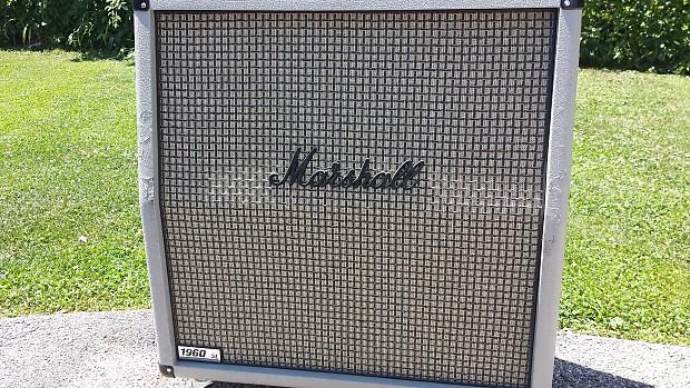 marshall 1960a 4x12 sl slant cab rare reverb. Black Bedroom Furniture Sets. Home Design Ideas