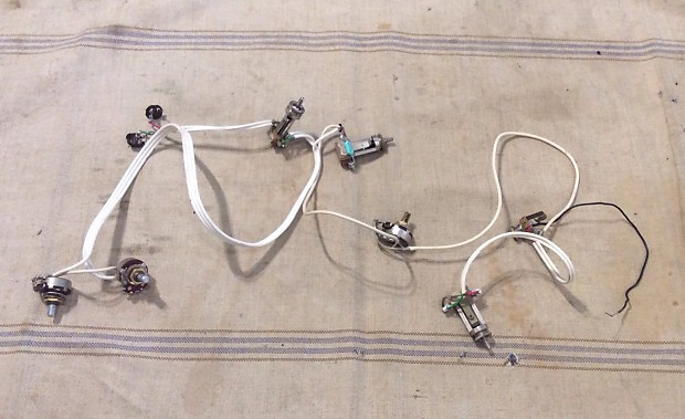 Gretsch Wiring Harness 1965