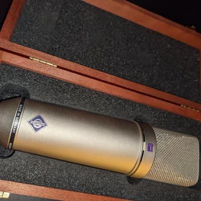 Neumann U 87 Ai Large Diaphragm Condenser Microphone