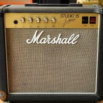 Marshall Model 4001 Studio 15 1980s Black image