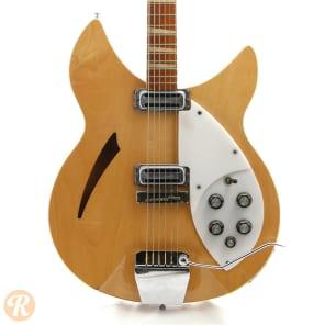 Rickenbacker 335 Mapleglo 1965