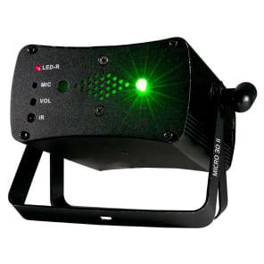 American DJ MIC314 Micro 3D II Red/Green Laser w/ Remote