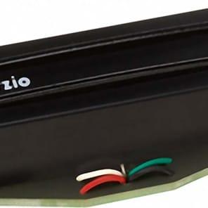 DiMarzio DP218 Super Distortion S High Output Rails Strat Bridge Pickup, Black