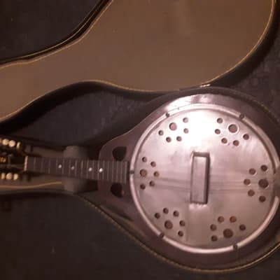 Encore Mandolin  Brown/suburst for sale