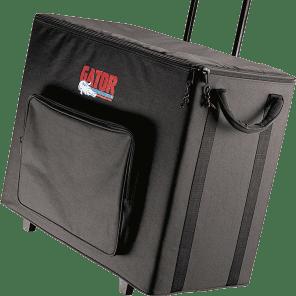 "Gator G-112A Deluxe 1x12"" Guitar Combo  Amp Tilt Case w/ Wheels"