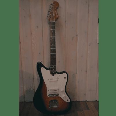 Diamond  Jazzmaster copy 70'es sunburst for sale