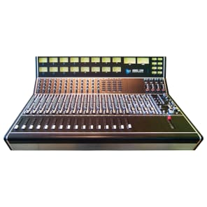 API 1608 16-Channel 8-Bus Recording Console (Loaded, 12x 550A / 4x 560)