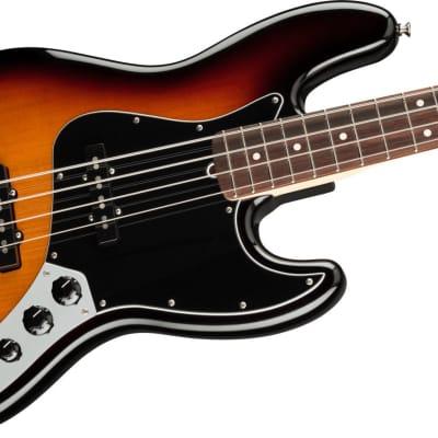 Fender American Performer Jazz Bass®, Rosewood Fingerboard, 3-Color Sunburst