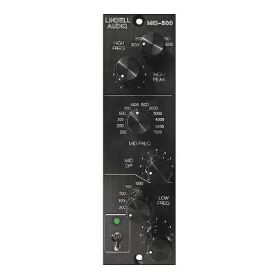 Lindell Audio MID-500 3-Band EQ