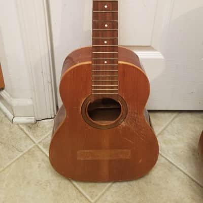 Giannini Trovador guitar model gwner for sale