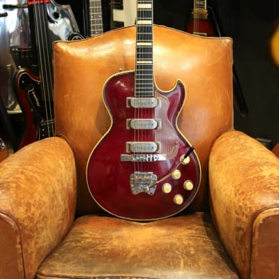 Jacobacci Texas 1963 Red Sparkles for sale