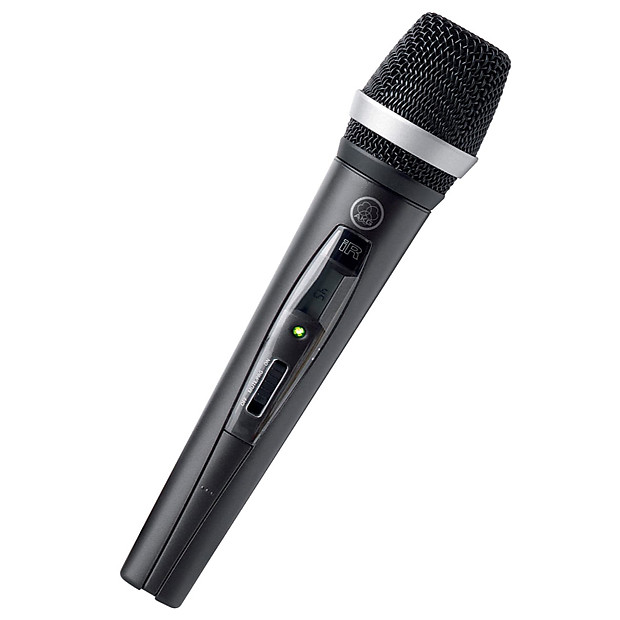akg ht470 d5 band1 50mw professional wireless handheld reverb. Black Bedroom Furniture Sets. Home Design Ideas