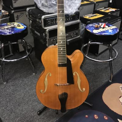 Lehmann Custom archtop 12 string  2003 Natural for sale