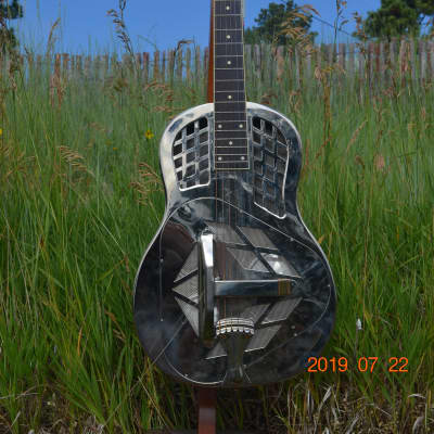 National Style 1 Tricone Resonator Guitar for sale