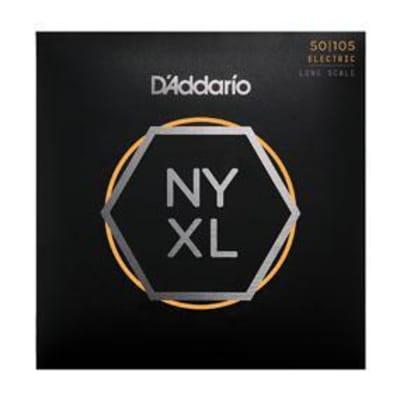 D'Addario NYXL50105, Set Long Scale, Medium, 50-105