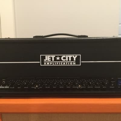 Jet City Amelia 50-Watt 2-Channel Tube Guitar Amp Head for sale