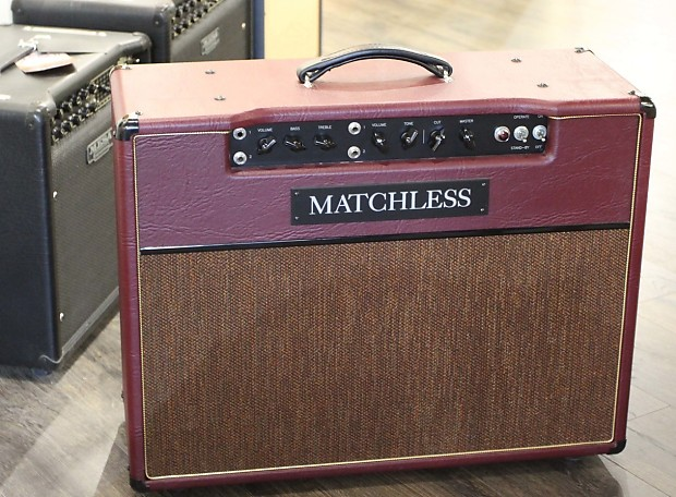 Matchless dc30 amp