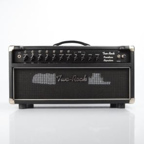 Two Rock Overdrive Signature Electric Guitar Tube Amplifier #025 Amp Head #31299 for sale